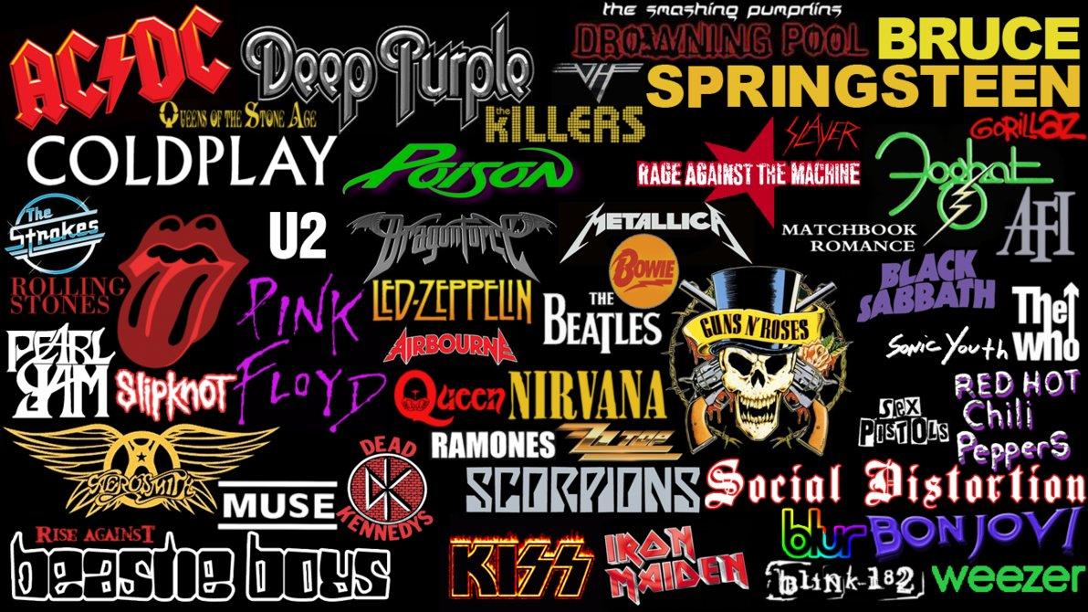 search free band name generator Rock Band Logo Generator